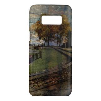 Capa Case-Mate Samsung Galaxy S8 Estrada de ferro do parque da herança de Canadá
