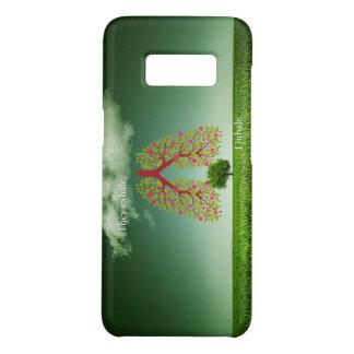 Capa Case-Mate Samsung Galaxy S8 Expiram, mim inalam