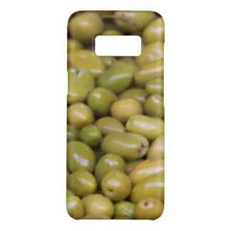 Capa Case-Mate Samsung Galaxy S8 Feche acima das azeitonas verdes