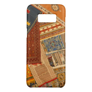 Capa Case-Mate Samsung Galaxy S8 Fim da colagem do tapete acima