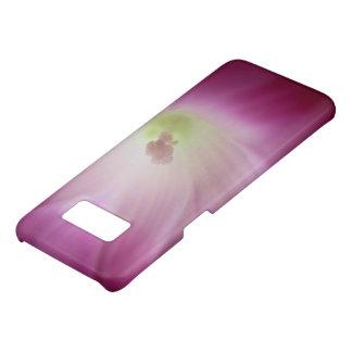 Capa Case-Mate Samsung Galaxy S8 Flor branca cor-de-rosa brilhante lindo da