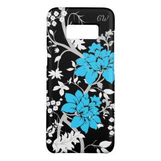 Capa Case-Mate Samsung Galaxy S8 Floral moderno personalizado