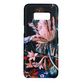 Capa Case-Mate Samsung Galaxy S8 FLORES COLORIDAS das TULIPAS BRANCAS COR-DE-ROSA