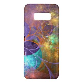 Capa Case-Mate Samsung Galaxy S8 Flores de néon coloridas