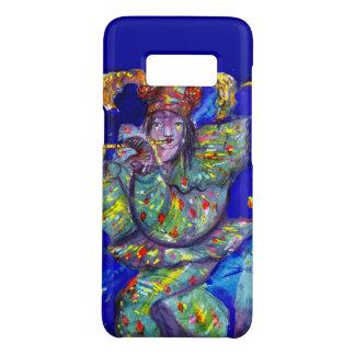 Capa Case-Mate Samsung Galaxy S8 FLUTIST noite AZUL/Venetian do carnaval
