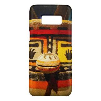 Capa Case-Mate Samsung Galaxy S8 Foto de madeira bonito, engraçada, parva,
