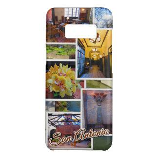 Capa Case-Mate Samsung Galaxy S8 Fotos do viagem de San Antonio Texas