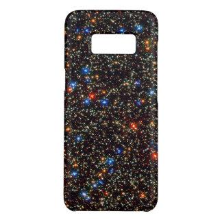 Capa Case-Mate Samsung Galaxy S8 Fundo das estrelas & das luzes do espaço profundo