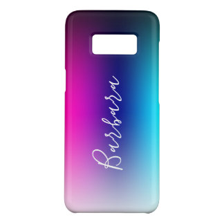 Capa Case-Mate Samsung Galaxy S8 Fundo moderno No.2 do abstrato da mistura da cor