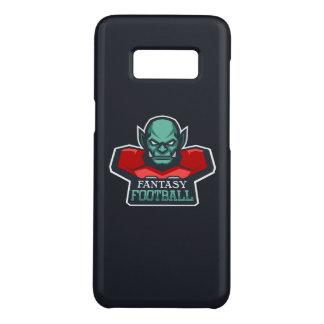 Capa Case-Mate Samsung Galaxy S8 Futebol da fantasia