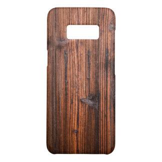 Capa Case-Mate Samsung Galaxy S8 Galáxia de madeira S8 de Samsung do cobrir, mal