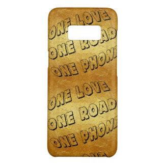 Capa Case-Mate Samsung Galaxy S8 Galáxia S8 de Samsung+ Caixa magro da madeira do