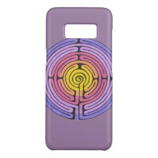 Capa Case-Mate Samsung Galaxy S8 Galáxia S8 de Samsung do labirinto, mal lá caso