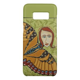 Capa Case-Mate Samsung Galaxy S8 Galáxia S8 de Samsung - eu sou mulher/borboleta
