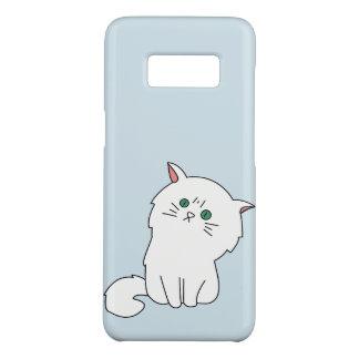 Capa Case-Mate Samsung Galaxy S8 Gato do telefone