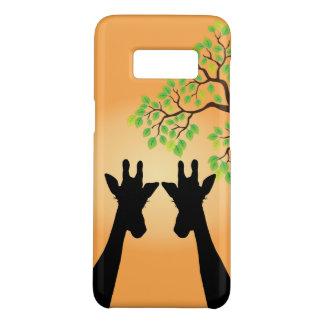 Capa Case-Mate Samsung Galaxy S8 Girafas da selva