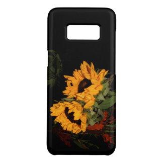 Capa Case-Mate Samsung Galaxy S8 Girassol da galáxia S8 de Samsung