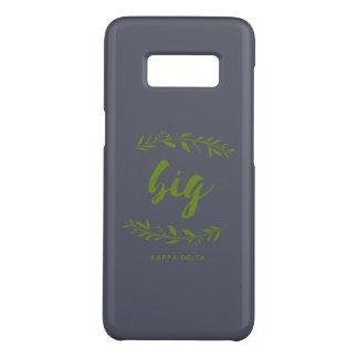 Capa Case-Mate Samsung Galaxy S8 Grinalda grande do delta do Kappa