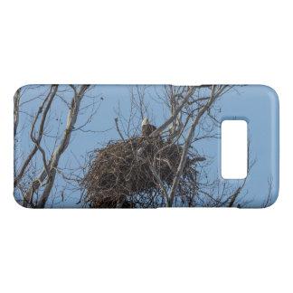 Capa Case-Mate Samsung Galaxy S8 Guardando Eagle