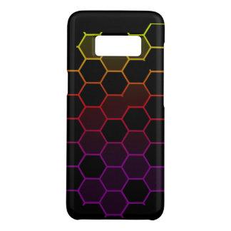 Capa Case-Mate Samsung Galaxy S8 Hex da cor no preto