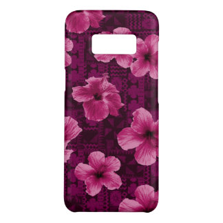 Capa Case-Mate Samsung Galaxy S8 Hibiscus havaiano tropical do Tapa de Kalalau