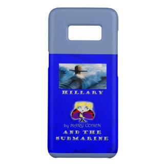 Capa Case-Mate Samsung Galaxy S8 hillaryandthesubmarinebookcover