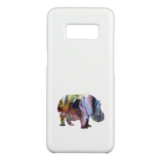 Capa Case-Mate Samsung Galaxy S8 Hippopotamus