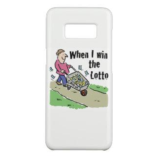 Capa Case-Mate Samsung Galaxy S8 Homem de vencimento do design da lotaria com o