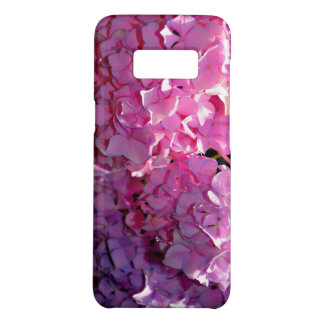 Capa Case-Mate Samsung Galaxy S8 Hydrangea cor-de-rosa romântico