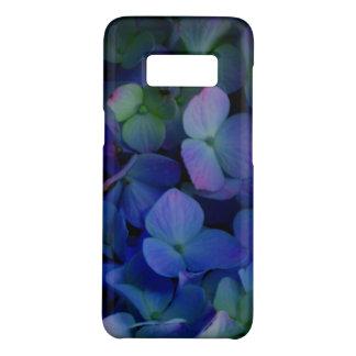 Capa Case-Mate Samsung Galaxy S8 Hydrangeas roxos violetas