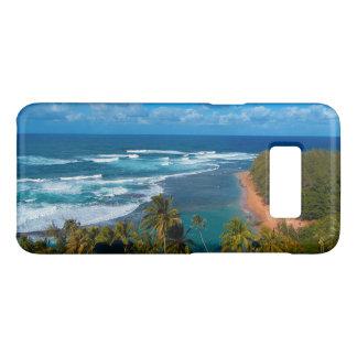 Capa Case-Mate Samsung Galaxy S8 Ilha tropical havaiana