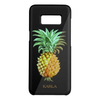 Capa Case-Mate Samsung Galaxy S8 Ilustração simples do vintage do abacaxi
