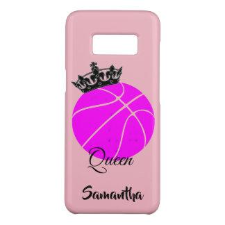 Capa Case-Mate Samsung Galaxy S8 Iphone da rainha do basquetebol 8/7 de caso