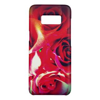 Capa Case-Mate Samsung Galaxy S8 Jardim de rosas