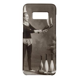 Capa Case-Mate Samsung Galaxy S8 Juggler do fogo do vintage