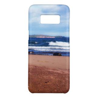 Capa Case-Mate Samsung Galaxy S8 Linha costeira do Lago Superior