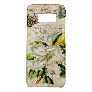 Capa Case-Mate Samsung Galaxy S8 lírio botânico francês da borboleta do país da