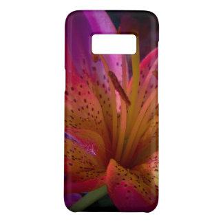 Capa Case-Mate Samsung Galaxy S8 Lírio cor-de-rosa - confusão bonita