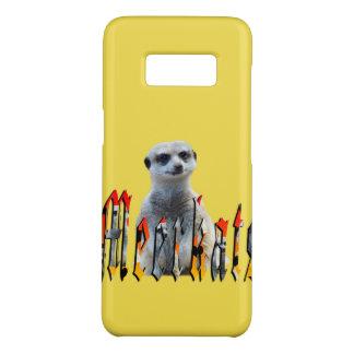 Capa Case-Mate Samsung Galaxy S8 Logotipo da imagem de Meerkat e de Meerkats,