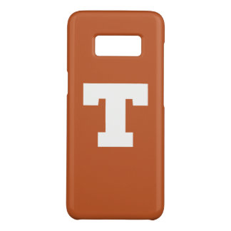 Capa Case-Mate Samsung Galaxy S8 Logotipo da Universidade do Texas | Texas