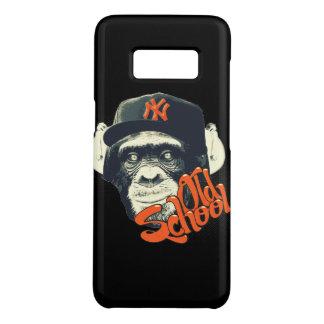 Capa Case-Mate Samsung Galaxy S8 Macaco dos ganhos da velha escola