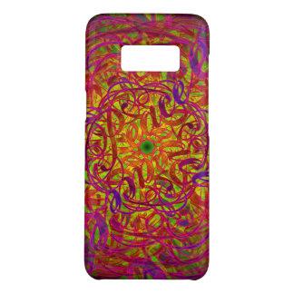 """Capa Case-Mate Samsung Galaxy S8 Mandala da inspiração - """"paz """""""