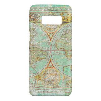 Capa Case-Mate Samsung Galaxy S8 Mapa de Velho Mundo