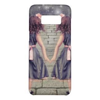 Capa Case-Mate Samsung Galaxy S8 melhores amigos dos gemini do vintage para sempre