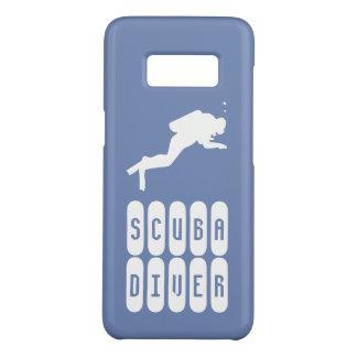 Capa Case-Mate Samsung Galaxy S8 Mergulhador de mergulhador. Um caso para