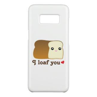 Capa Case-Mate Samsung Galaxy S8 Mim naco você chalaça engraçada da comida dos