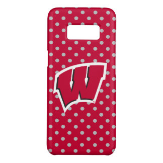 Capa Case-Mate Samsung Galaxy S8 Mini bolinhas de Wisconsin |