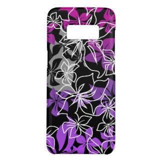 Capa Case-Mate Samsung Galaxy S8 Mistura havaiana do hibiscus da dança floral