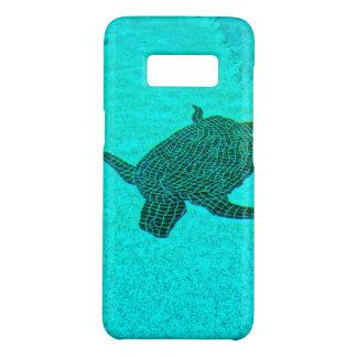 Capa Case-Mate Samsung Galaxy S8 Mosaico da tartaruga de Tortuga na ilha Florida de