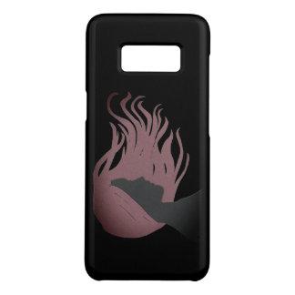 Capa Case-Mate Samsung Galaxy S8 Mulher no caso do vento